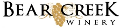 Logo for:  Bear Creek Winery