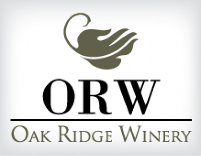 Logo for:  Oak Ridge Winery