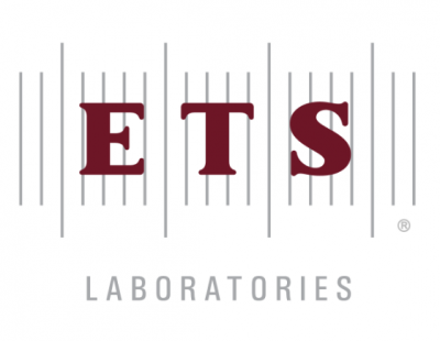 Logo for:  ETS Laboratories