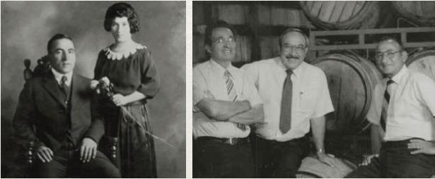 Delicato Family Vineyards History