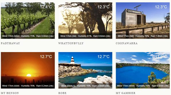 Limestone Coast Wine Making & Supply (LCW) - Regions