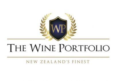 Logo for:  The Wine Portfolio