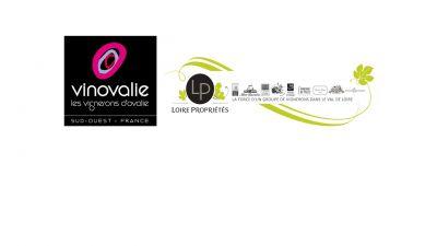 Logo for:  Vinovalie & Loire Propriétés