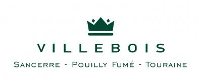 Logo for:  VILLEBOIS Loire and  LESTONNAT Bordeaux